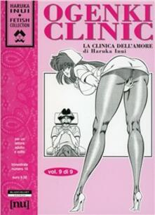 Chievoveronavalpo.it Ogenki Clinic. La clinica dell'amore. Vol. 9 Image