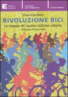 Writersfactory.it Rivoluzione bici. La mappa del nuovo ciclismo urbano Image