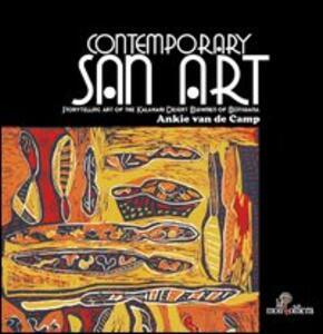 Contemporary san art