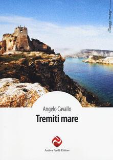 Tremiti mare - Angelo Cavallo - copertina