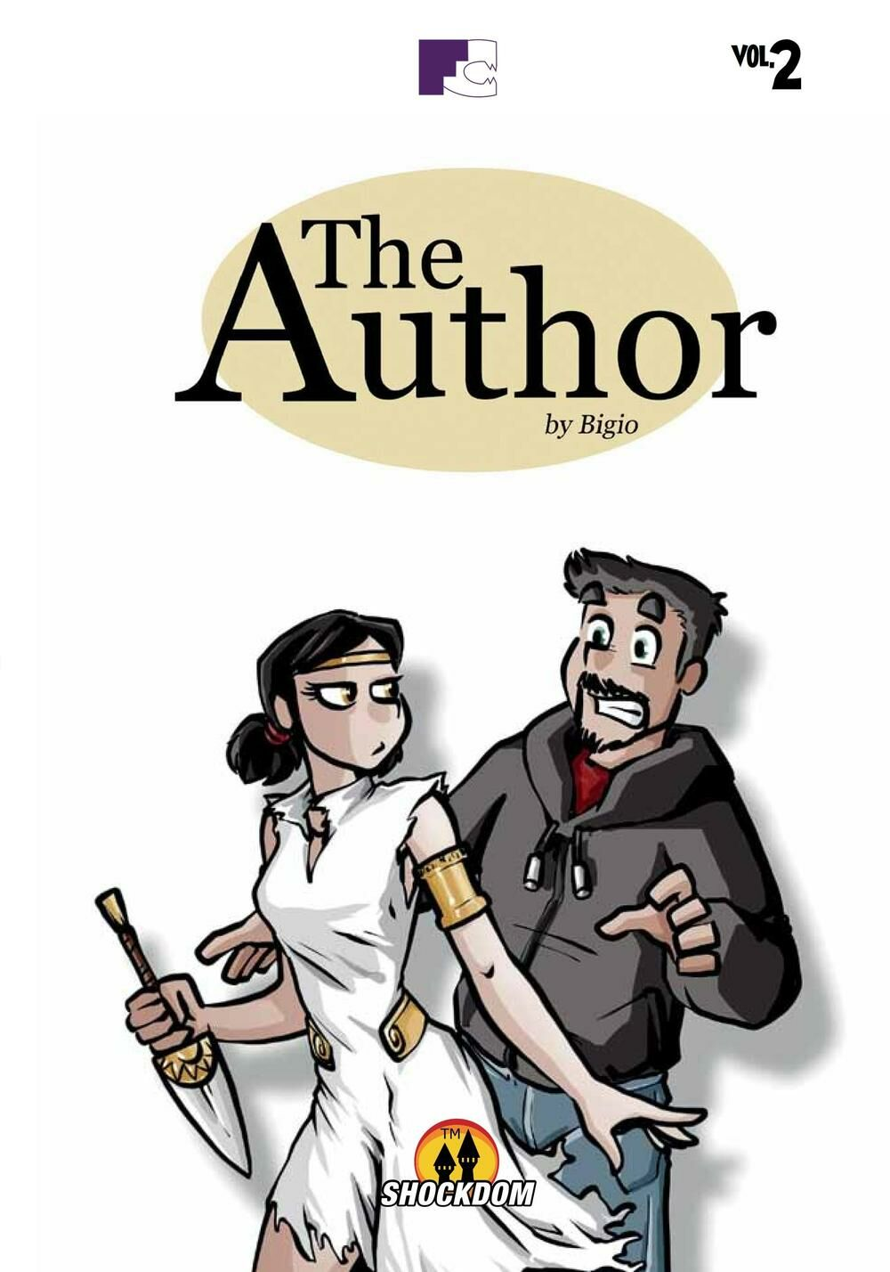 The author. Vol. 2