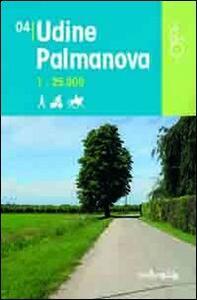 Udine Palmanova 1:25.000