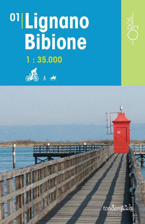 Lignano, Bibione 1:35.000