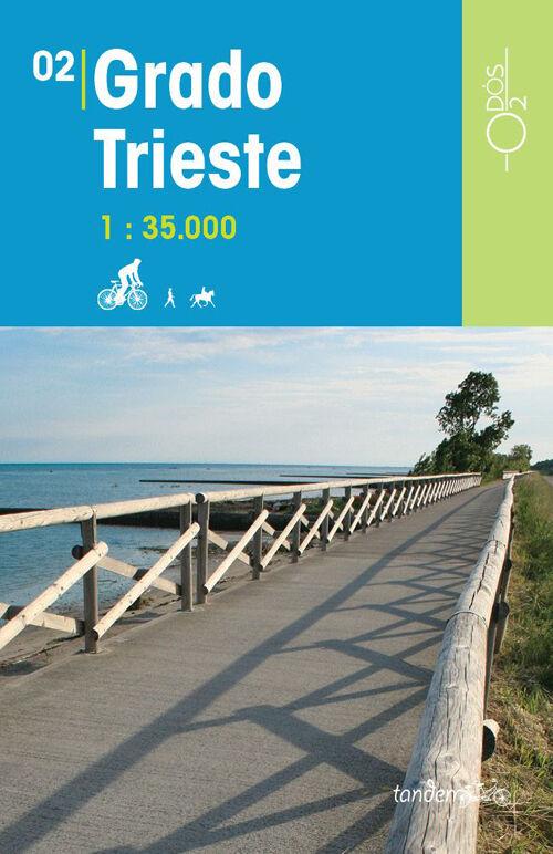 Grado, Trieste. Con mappa