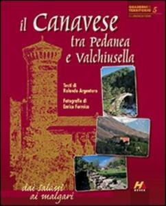 Il Canavese tra Pedanea e Valchiusella dai Salassi ai malgari. Ediz. italiana e inglese