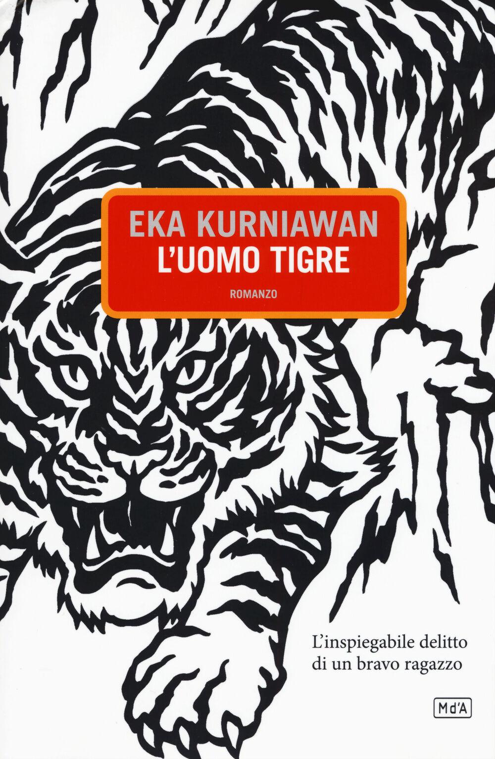 L' uomo tigre