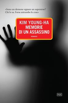 Memorie di un assassino - Young-ha Kim - copertina