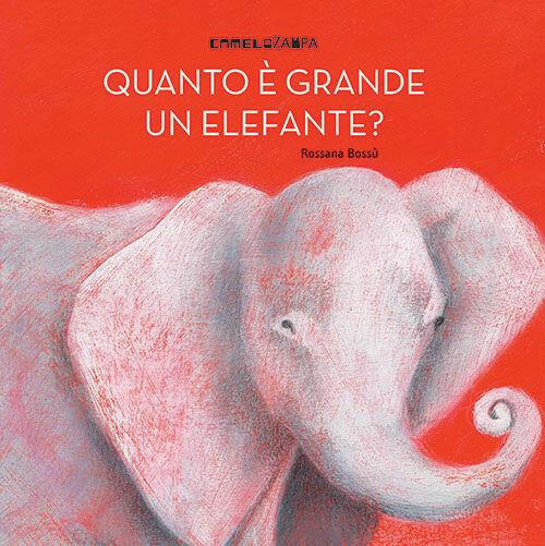 Quanto è grande un elefante?