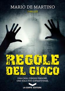 Regole del gioco - Mario De Martino - ebook
