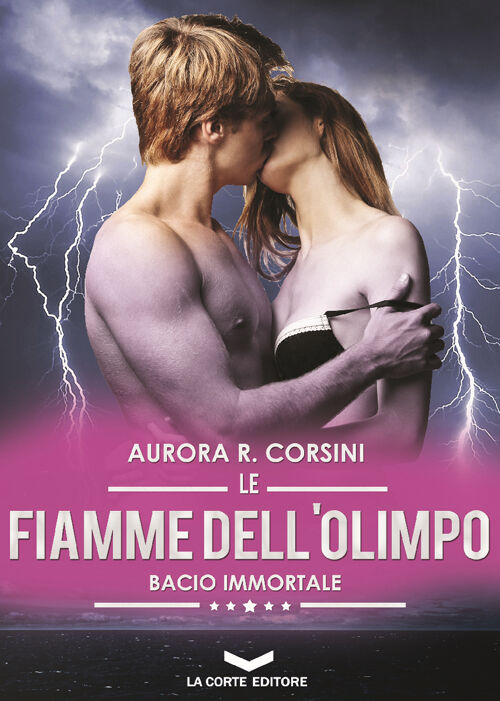 Le fiamme dell'olimpo. Bacio immortale. Vol. 3