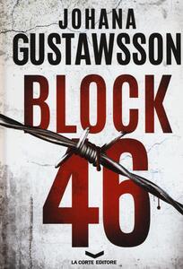 Block 46 - Johana Gustawsson - copertina
