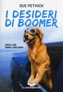 I desideri di Boomer - Sue Pethick - copertina