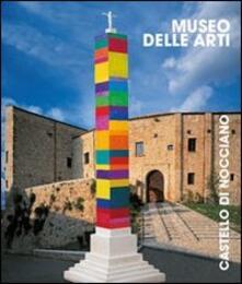 Antondemarirreguera.es Il museo delle arti. Castello di Nocciano Image