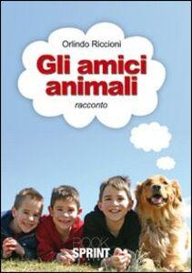 Gli amici animali