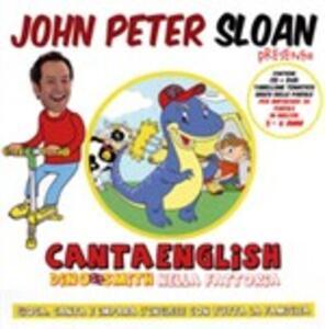 Cantaenglish. Ediz. bilingue. Con CD Audio. Con DVD. Vol. 1: Fattoria.