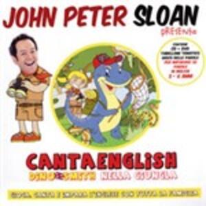 Cantaenglish. Ediz. bilingue. Con CD Audio. Con DVD. Vol. 2: Giungla.