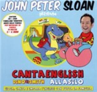 Cantaenglish. Ediz. bilingue. Con CD Audio. Con DVD. Vol. 4: Asilo.