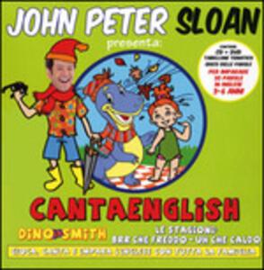 Cantaenglish. Ediz. bilingue. Con CD Audio. Con DVD. Vol. 5: Brr che freddo-Uh che caldo.