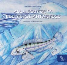 Steamcon.it Alla scoperta dei pesci antartici. Ediz. italiana e inglese Image