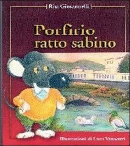Porfirio ratto sabino