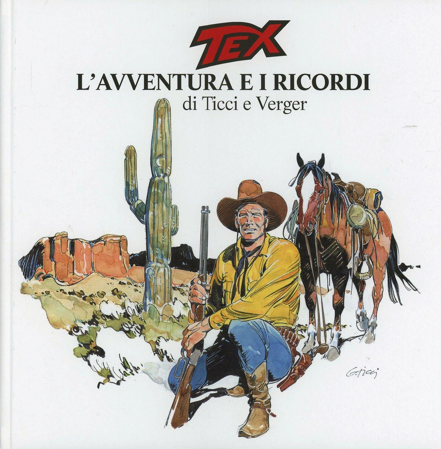 Tex. L'avventura e i ricordi