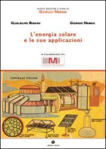 L' energia solare e le sue applicazioni