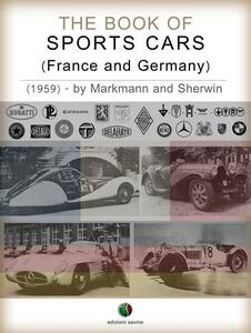 Thebook of sports cars (France and Germany)