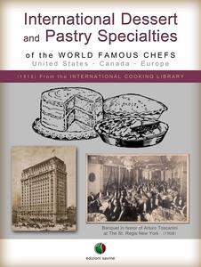 International Dessert and Pastry Specialties