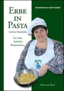 Winniearcher.com Erbe in pasta. Ediz. italiana e inglese Image