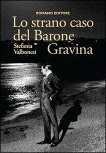 Lo strano caso del barone Gravina