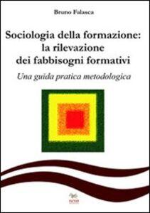 Sociologia della formazione. La rilevazione dei fabbisogni formativi. Una guida pratica-metodologica