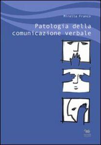 Patologia della comunicazione verbale
