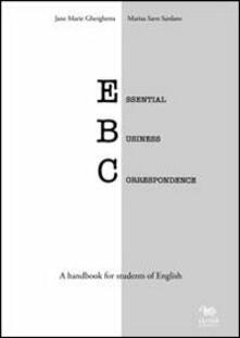 Essential business correspondence. A handbook for students of english.pdf