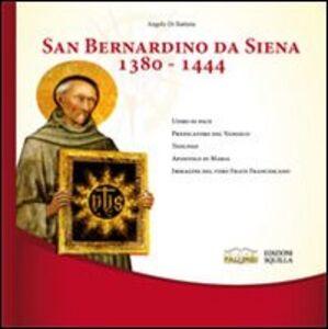 San Bernardino da Siena 1380-1444