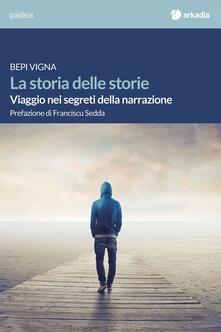 Osteriacasadimare.it La storia delle storie. Viaggio nei segreti della narrazione Image