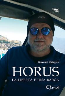 Parcoarenas.it Horus. La libertà e una barca Image