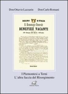 Equilibrifestival.it I piemontesi a Terni. L'altra faccia del Risorgimento Image