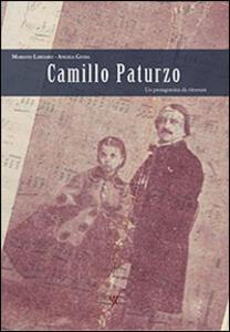 Camillo Paturzo. Un protagonista da ritrovare