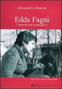 Edda Fagni l'innovazione pedagogica