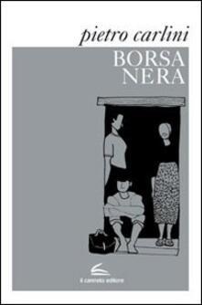 Borsa nera - Pietro Carlini - copertina
