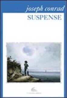 Suspense - Joseph Conrad - copertina