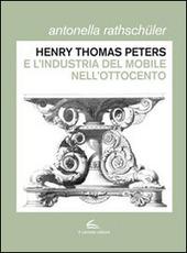 Henry Thomas Peters. Un ebanista inglese a Genova