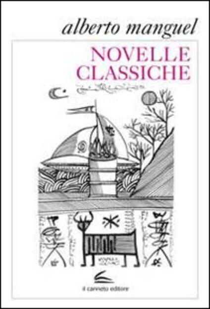 Novelle classiche - Alberto Manguel - copertina