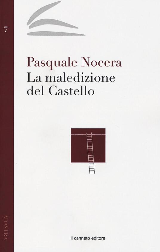 La maledizione del castello - Pasquale Nocera - copertina