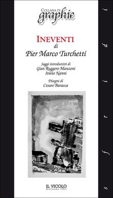 Ineventi di Pier Marco Turchetti - copertina