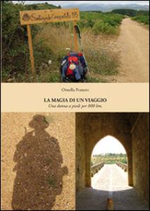 La magia di un viaggio. Una donna a piedi per 800 km