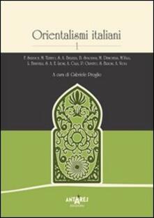 Steamcon.it Orientalismi italiani. Vol. 1 Image