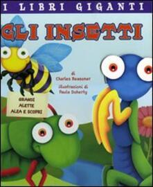 Voluntariadobaleares2014.es Gli insetti. Libro pop-up Image