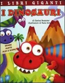 Carpinotizie.it I dinosauri. Libro pop-up Image