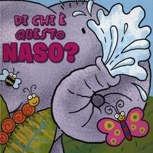 Voluntariadobaleares2014.es Di chi è questo naso? Image